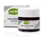 CBD-rich moisturising Cream